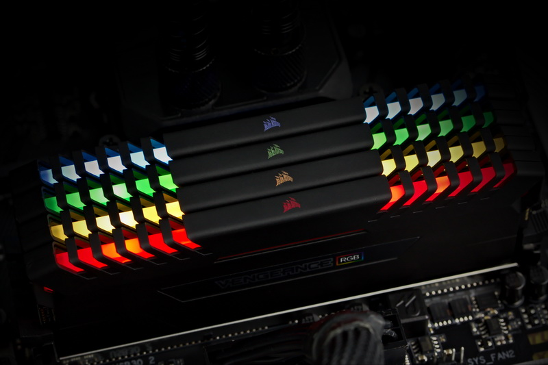 [TEST] Kit DDR4 Corsair Vengeance RGB 32 Go 3000 Mhz