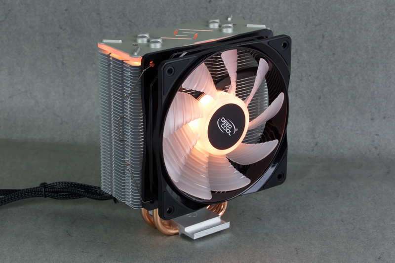 [TEST] Ventirad DeepCool Gammaxx GT