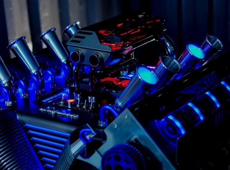 [MOD] Project : TT Turbocharger 900