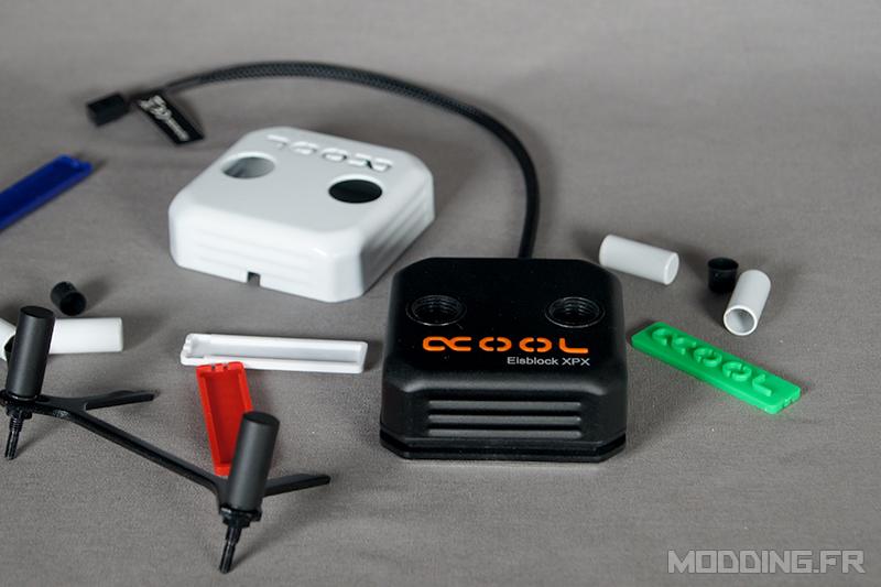 [TEST] Alphacool Eisblock XPX + Modding Kit