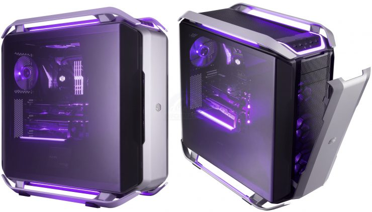 Cooler Master officialise son Cosmos C700P