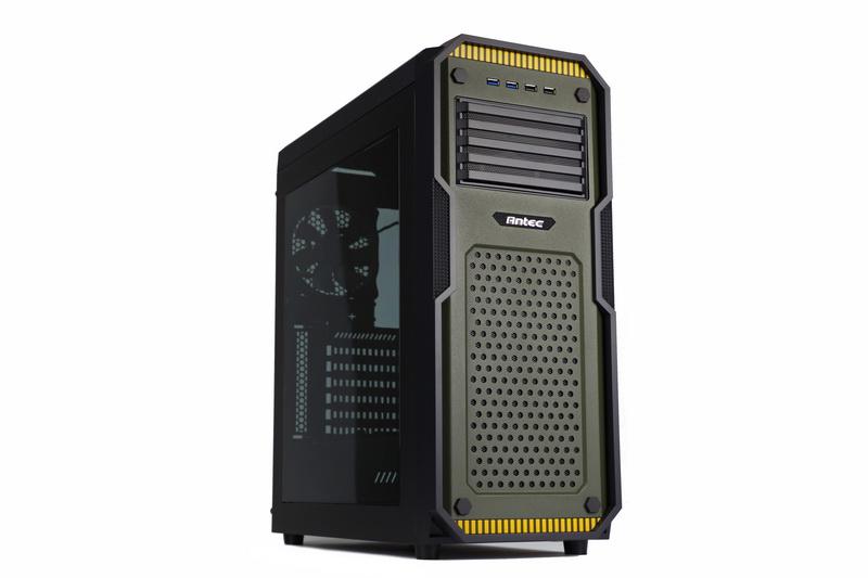 [TEST] GX909 de Antec