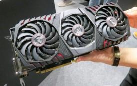 MSI annonce une imposante GeForce GTX 1080 Ti GAMING X TRIO