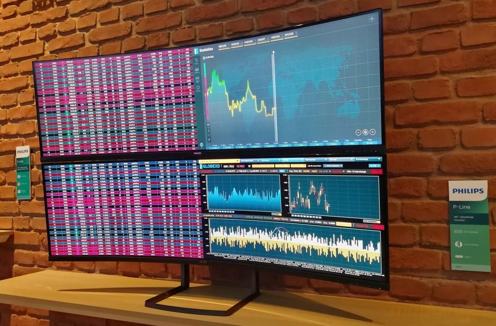 Philips prépare un écran ultra large de 49 pouces
