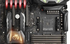 MSI annonce une jolie X370 Gaming M7 ACK