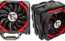 MSI lance son ventirad Core Frozr XL: 1,3 kg pour 170 mm de hauteur