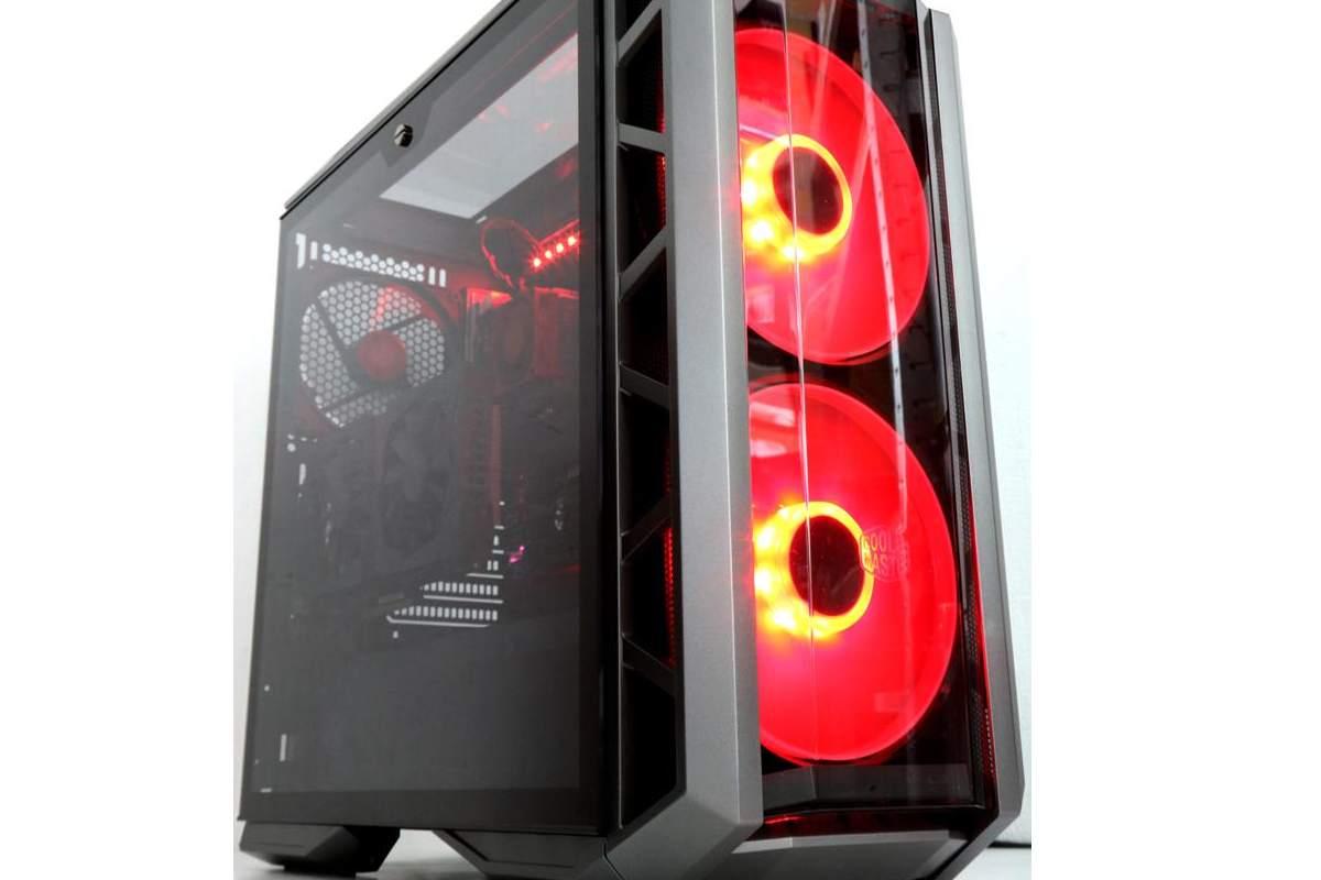 Cooler Master lance son MasterCase H500P