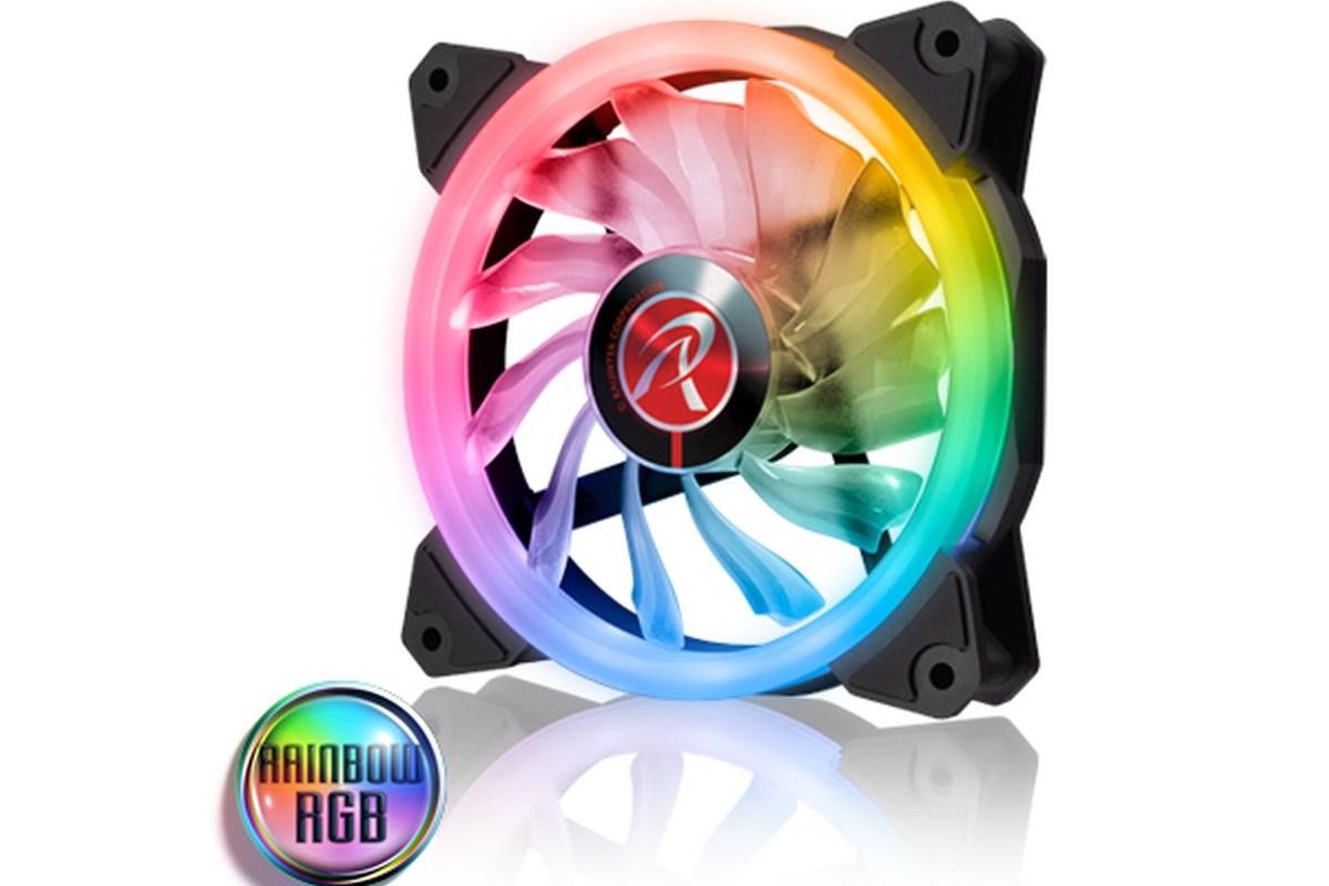 Raijintek annonce son ventilateur RGB IRIS 12