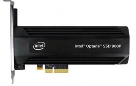 Intel Optane SSD 900P pour le gaming et les créatifs