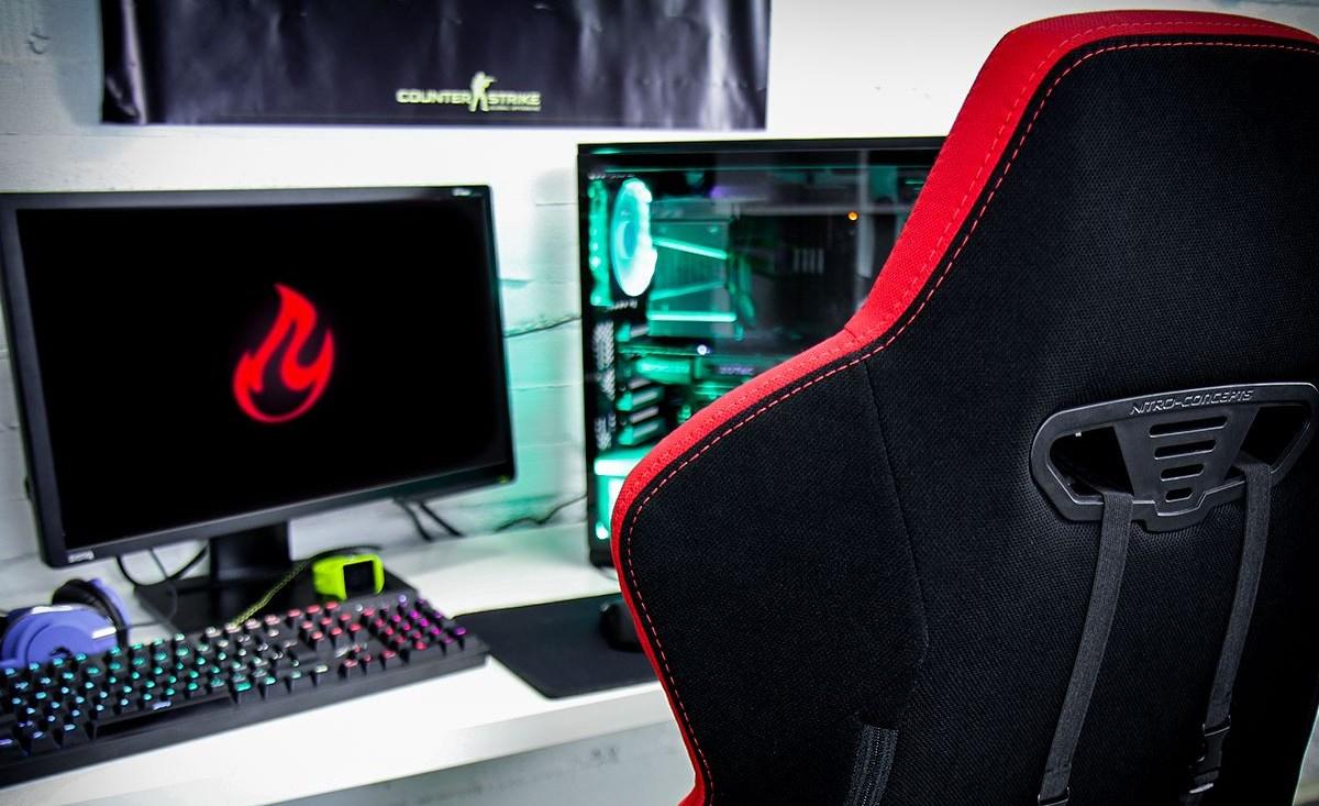 Nitro Concepts dévoile un nouveau fauteuil gaming, le S300