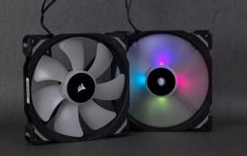 [TEST] Ventilateur Corsair ML140 Pro RGB