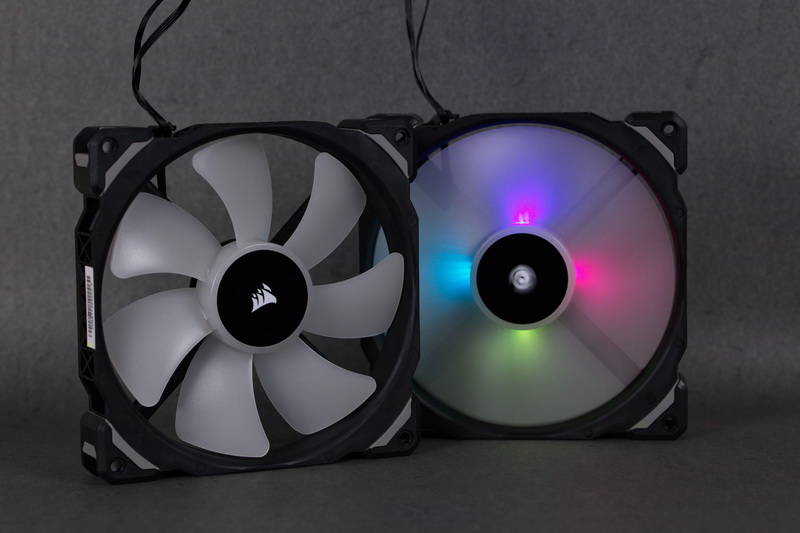 [TEST] Ventilateur Corsair ML140 Pro RGB