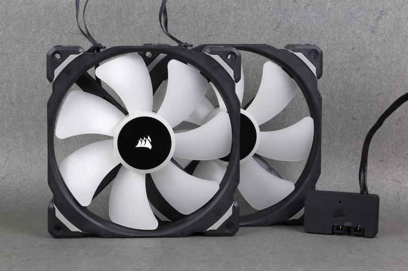 ML140 Pro RGB Intro