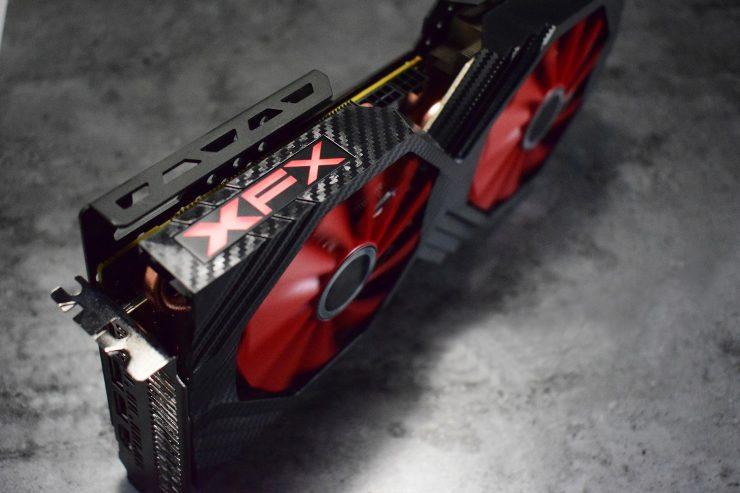 XFX montre sa Radeon RX Vega 56 custom