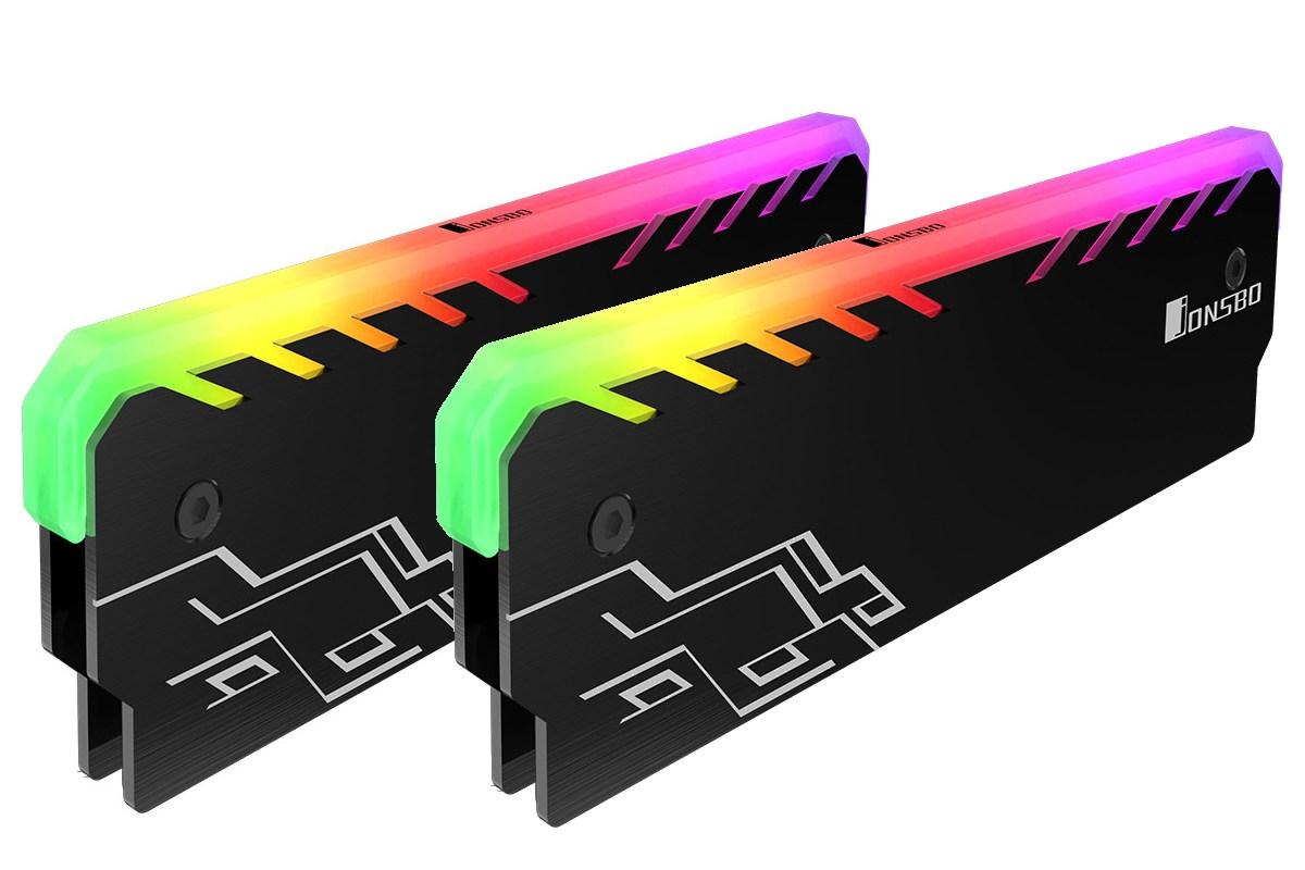 Transformez votre RAM LowCost en Module RGB avec le kit NC-1 de Jonsbo