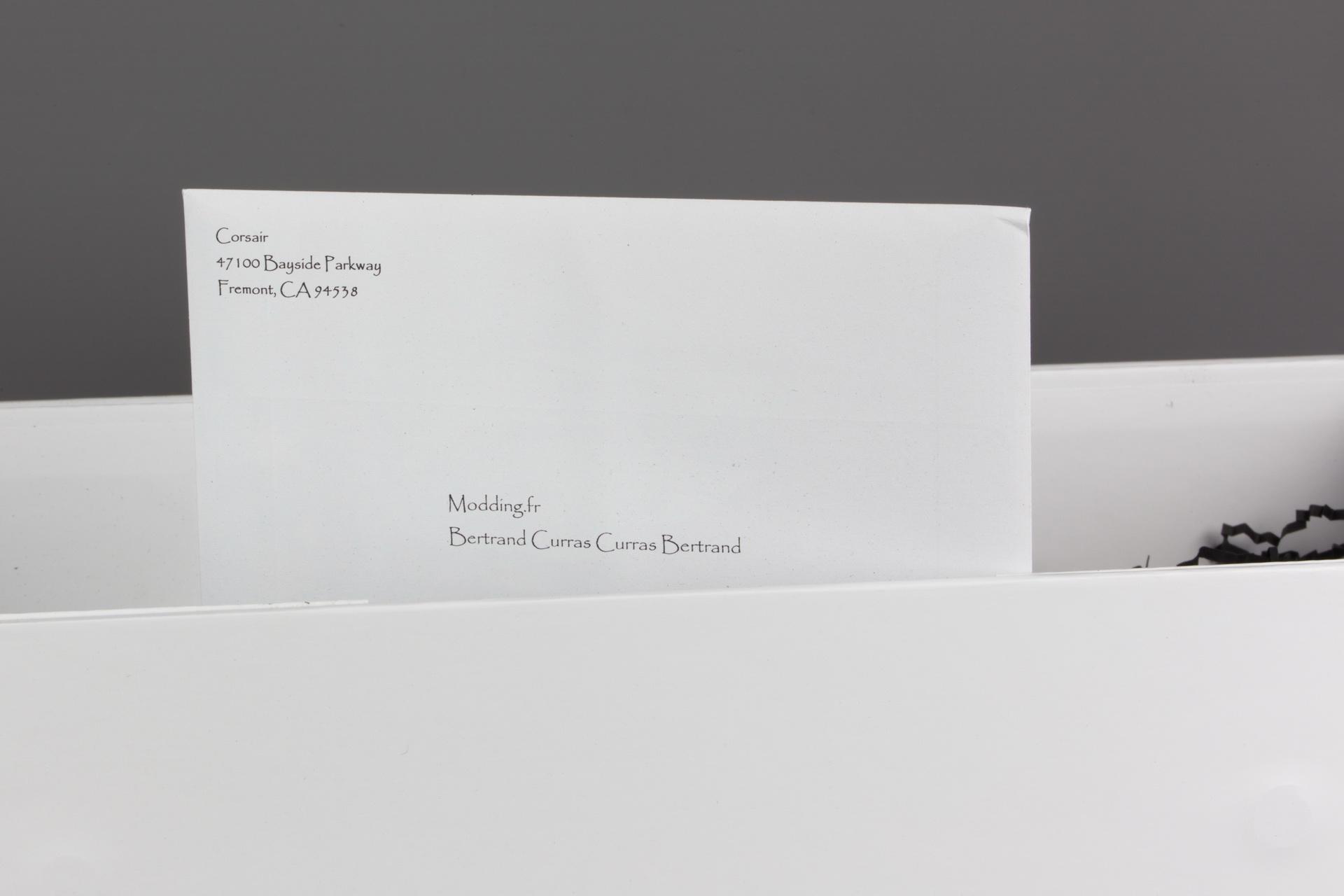 Corsair Cadeau 07