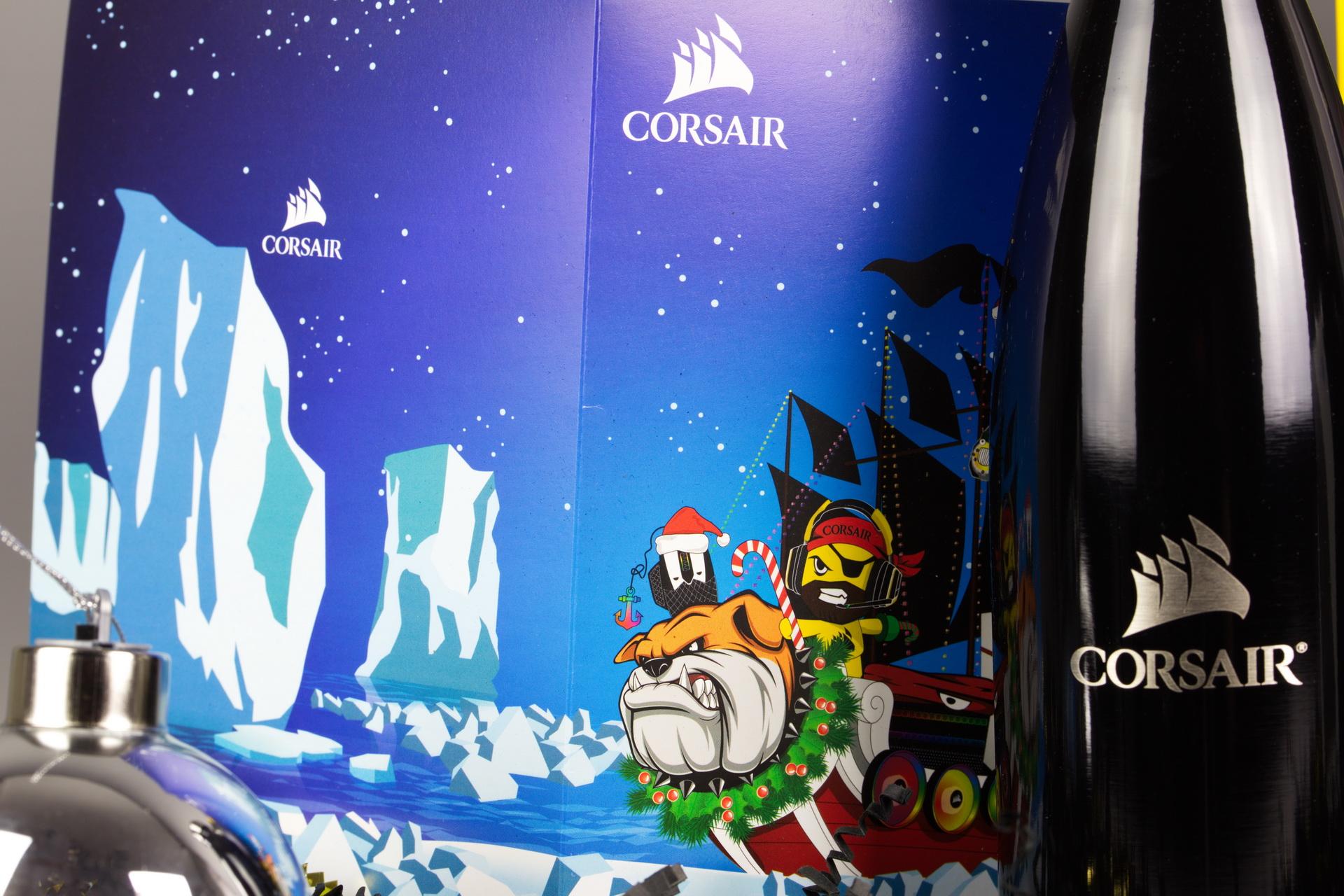 Corsair Cadeau 10