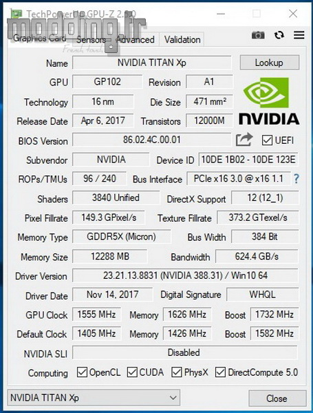 Titan XP test 03