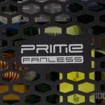 Prime Titanium Fanless 24