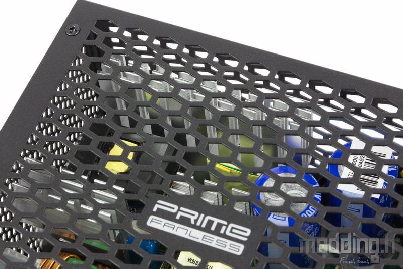 Prime Titanium Fanless 28