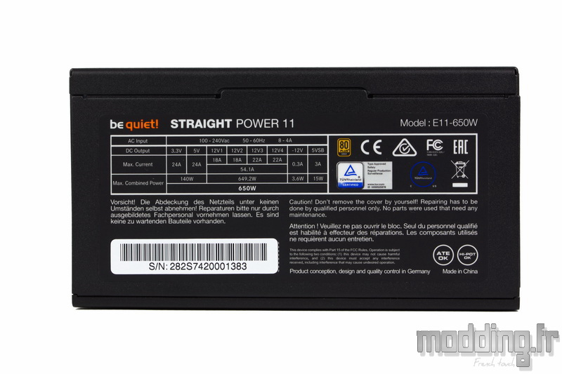 Straight Power 11 12