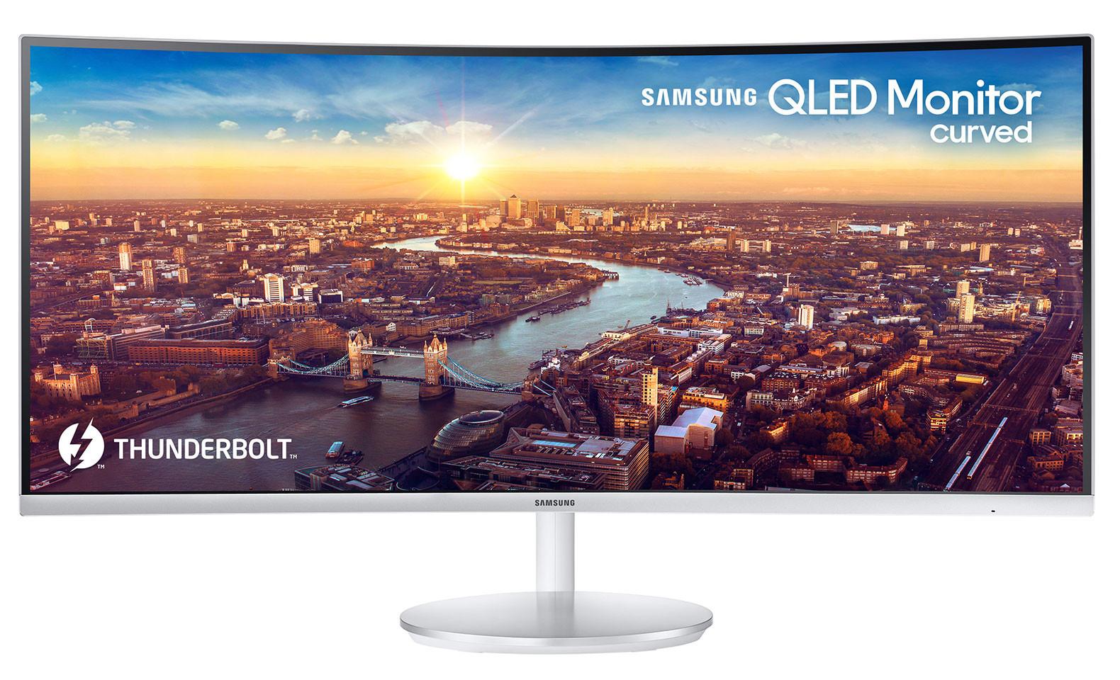 Samsung dévoile le premier écran Thunderbolt 3