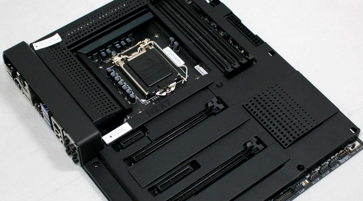 NZXT réduit le prix de sa carte mère N7 Z370
