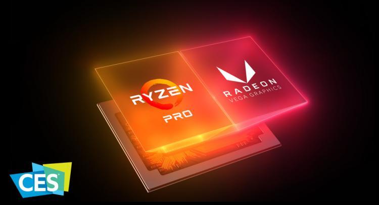 CES2018: AMD présente des processeurs de nouvelle génération