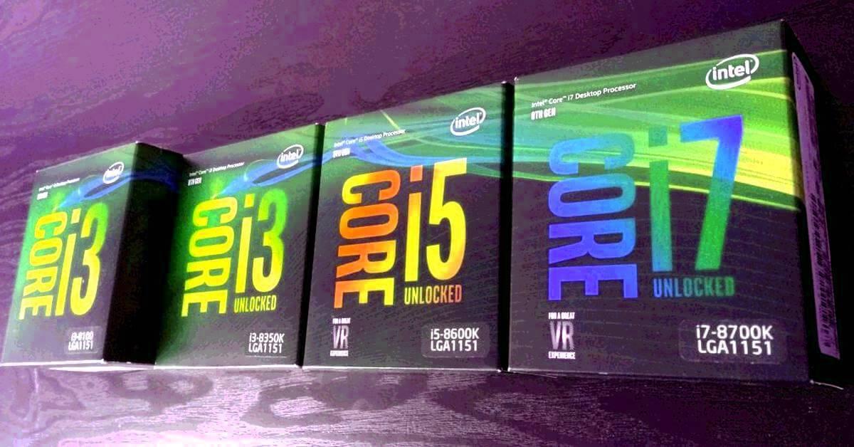 Un Intel Core i7-8670 en approche ?