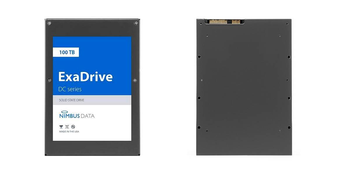 Bientôt des SSD de 100To ?
