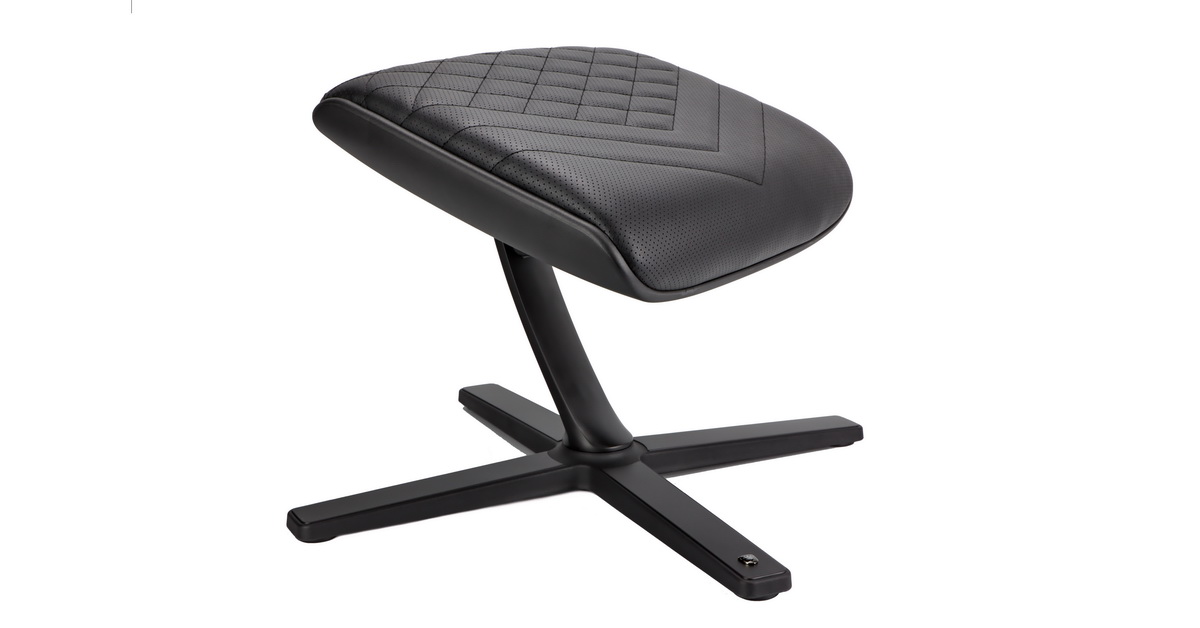 [TEST] Noblechairs Footrest