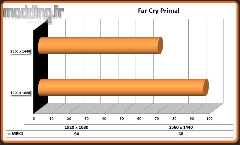 Jeu Far Cry Primal MEK1