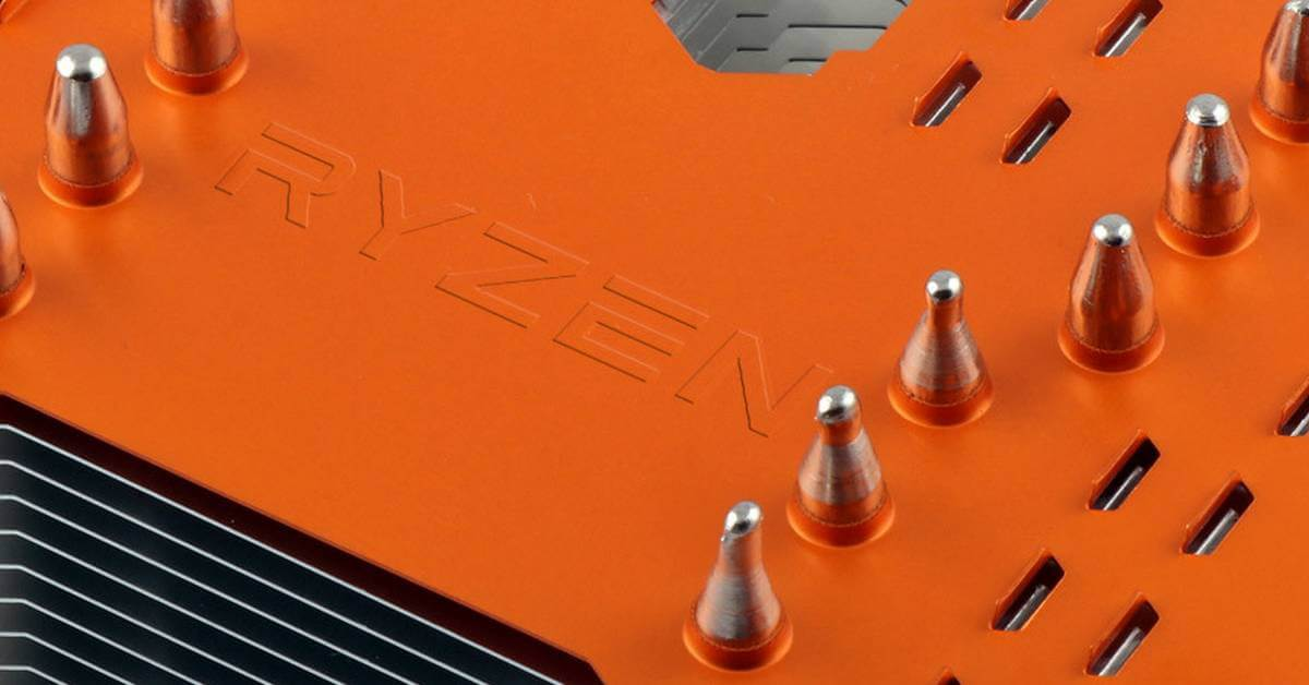 Thermalright sort un ventirad aux couleurs de RYZEN