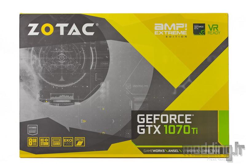 GTX 1070Ti AMP! Extreme Edition 01