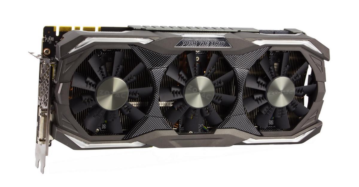 [TEST] ZOTAC GTX 1070Ti AMP! Extreme