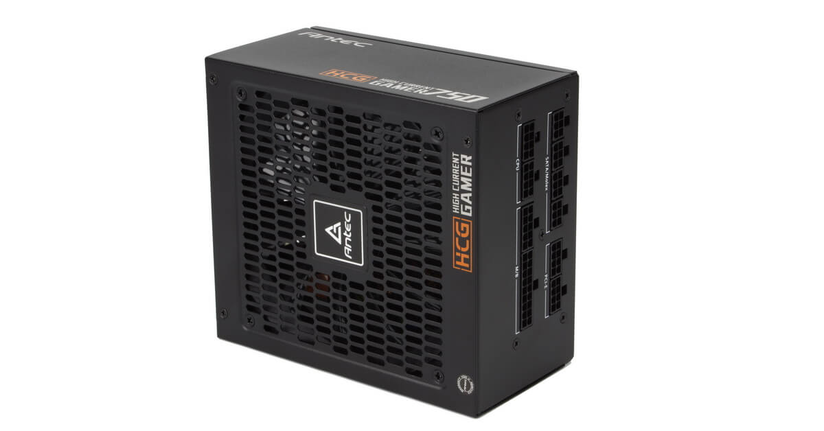 [TEST] Alimentation Antec High Current Gamer Bronze 750 W