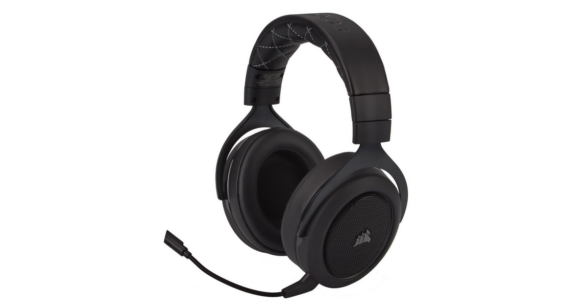[TEST] Casque Corsair HS70