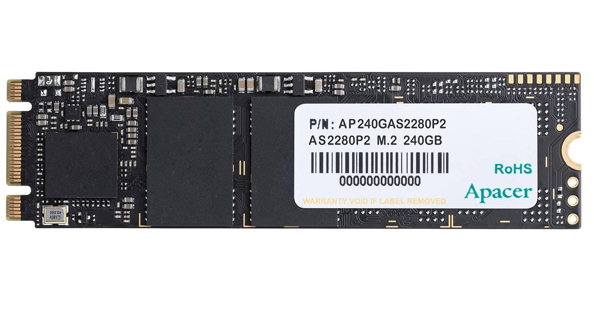 Apacer annonce des SSD NVMe abordables