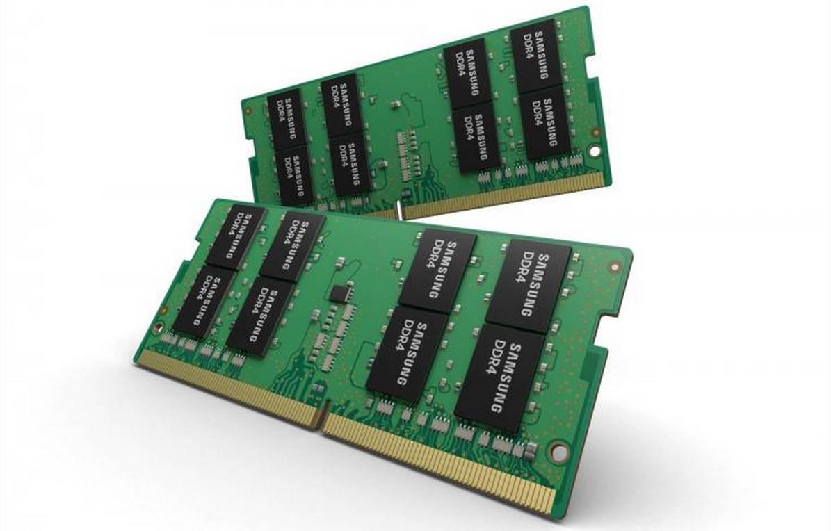 De la DDR4 pour les portables gaming chez Samsung