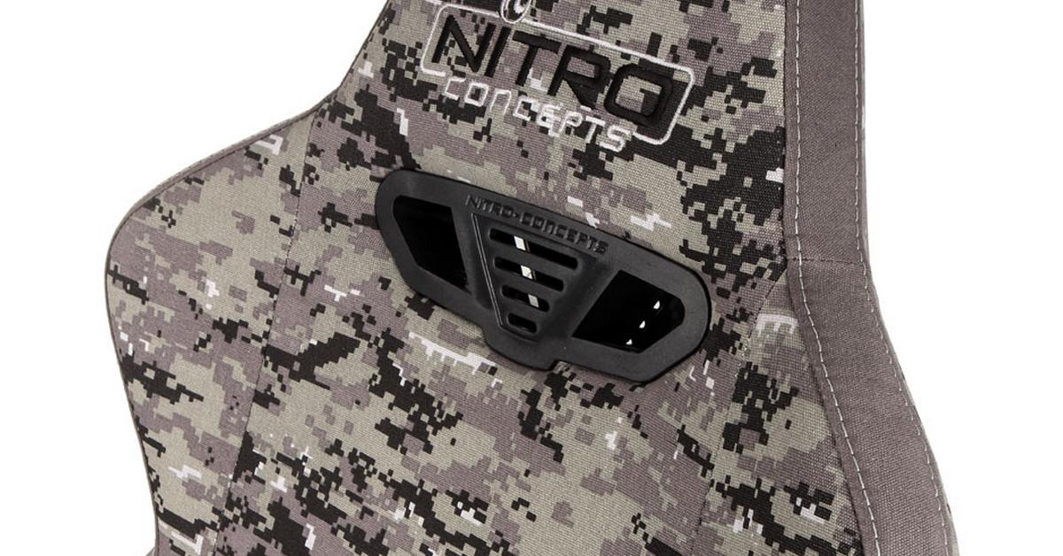 Une version CAMO pour le Nitro-Concepts S300