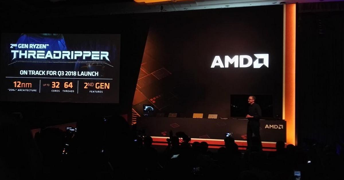 AMD a annoncé Threadripper 2xxx avec jusqu'à 32 cœurs et 64 threads