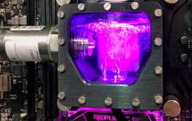 Computex 2018 - Un AIO sans pompe chez der8auer