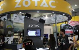 Computex - 2018 Du mini pc et du sac VR chez ZOTAC