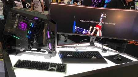 cougar essence computex