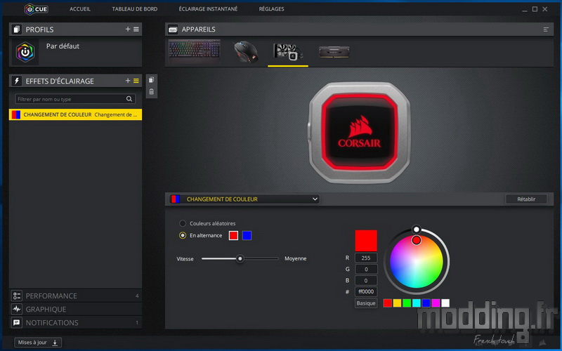 H100i Pro RGB Log 07