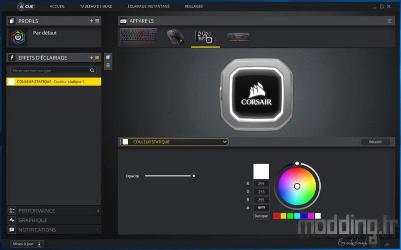 H100i Pro RGB Log 11