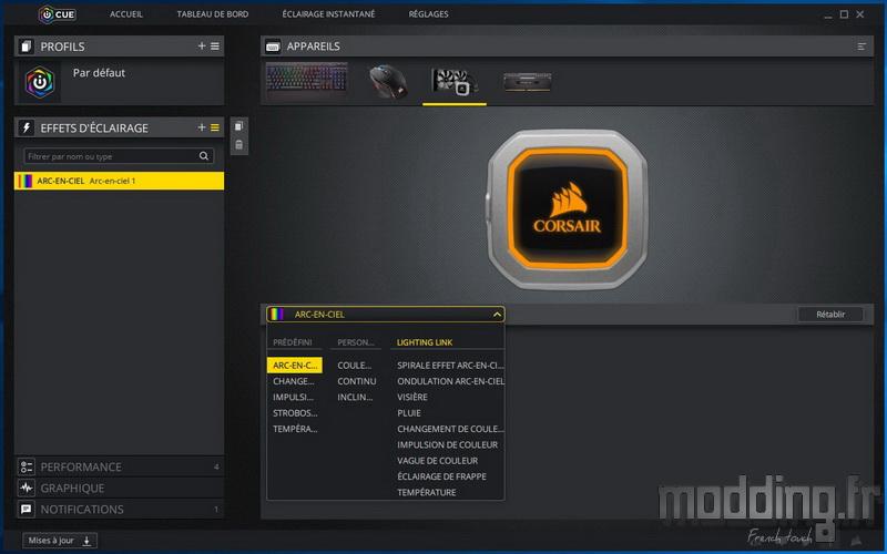 H100i Pro RGB Log 14