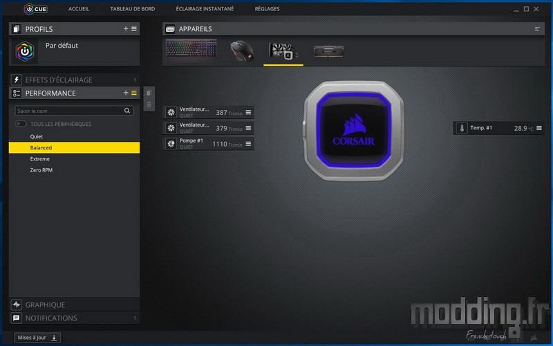 H100i Pro RGB Log 16