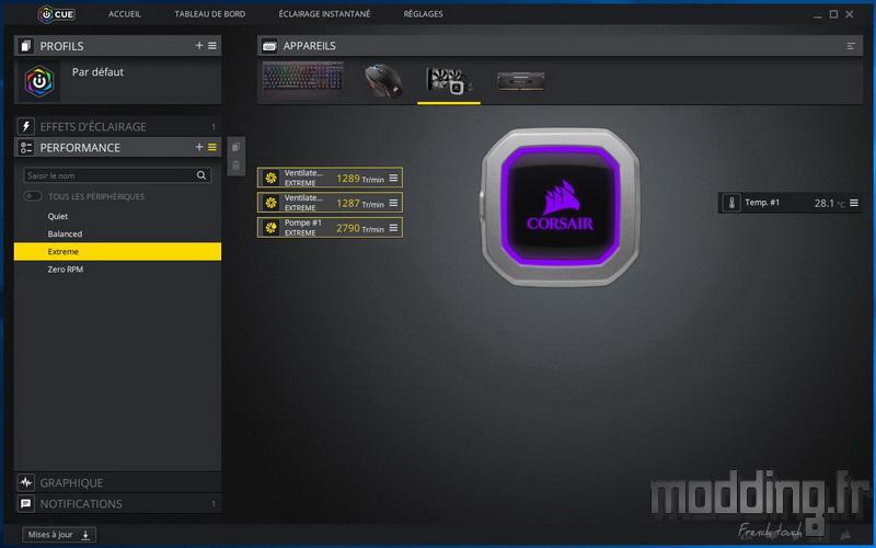 H100i Pro RGB Log 20