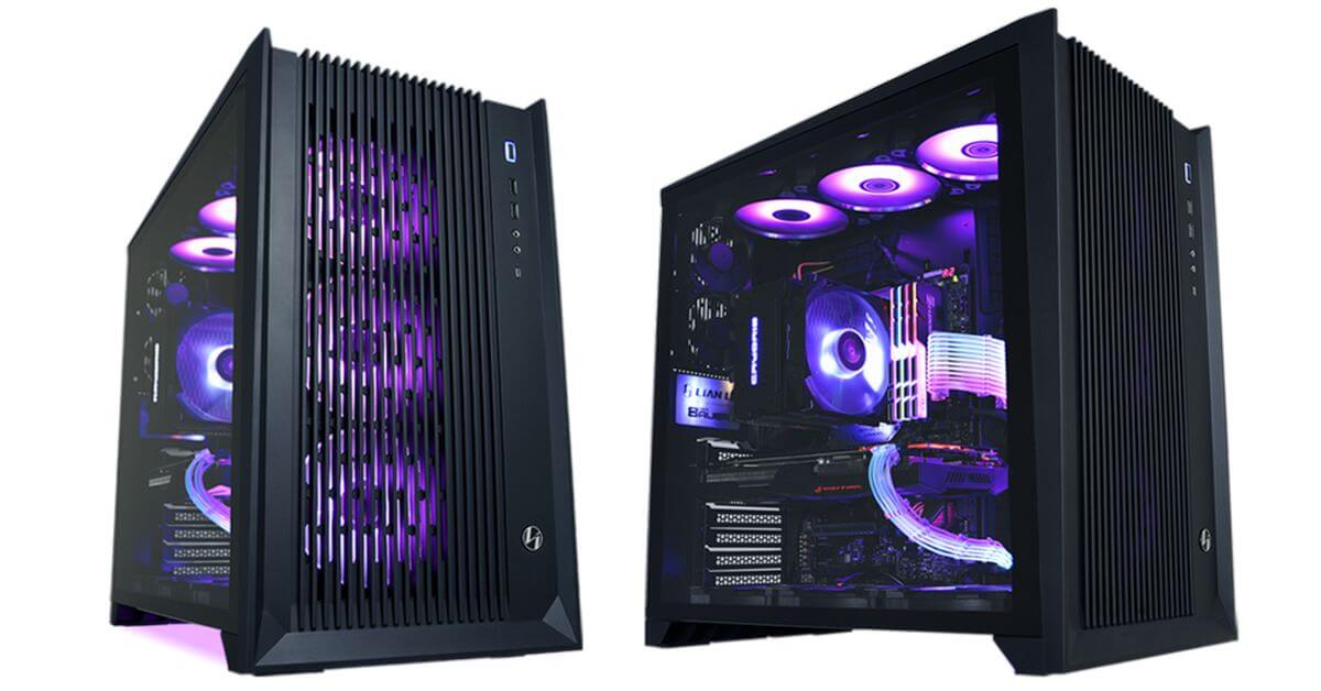 Lian Li lance son boitier double compartiments PC-O11 Air